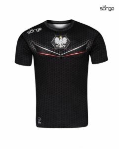 Marškinėliai Cyberszkielet Surge Polonia