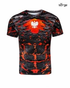 Marškinėliai Lawa Surge Polonia