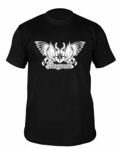 Marškinėliai Magnum, black
