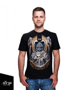 Marškinėliai Surge Polonia Husarz Taktiniai, medžiokliniai marškiniai, liemenės