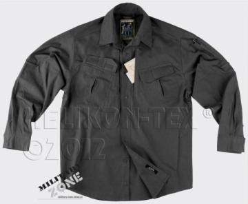 Marškiniai DEFENDER Black 170g KO-DEF-CO-01
