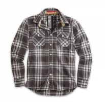Marškiniai Surplus LUMBERJACK SHIRT grey 06-5006-04 Tactical shirts, vests