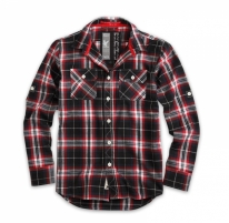 Marškiniai Surplus LUMBERJACK SHIRT rot 06-5006-07 Tactical shirts, vests