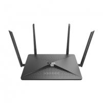 Maršrutizatorius D-Link MU-MIMO Router DIR-882 10/100/1000 Mbit/s, Ethernet LAN (RJ-45) ports 4, 2.4GHz/5GHz, Wi-Fi standards 802.11ac, 800+1732 Mbit/s, Antenna type External, Antennas quantity 4, USB ports quantity 1