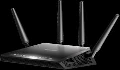 Maršrutizatorius Netgear AC2600 Nighthawk X4S SMART WiFi Router Dual-Band Quad-Stream GbE (R7800)