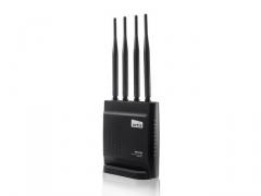 Maršrutizatorius Netis DSL WIFI AC/1200 DUAL BAND 1GB LANx4, 4x antena 5dBi