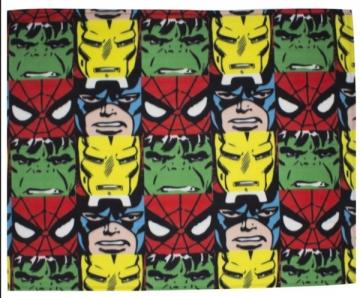Marvel komiksų Justice anklodė Antklodės
