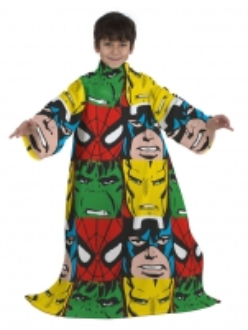 Marvel komiksų Justice antklodė su rankovėmis Antklodės