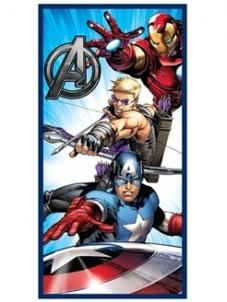 """Marvel komiksų """"Keršytojų paplūdimio rankšluostis Rankšluosčiai"""