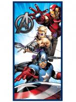 """Marvel komiksų """"Keršytojų paplūdimio rankšluostis Dvieļi"""