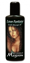 Masažinis aliejus Magoon Love Fantasy Massage Oil 100ml