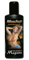 Masažinis aliejus Magoon Musk Erotic Massage Oil 100ml