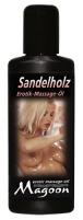 Masažinis aliejus Magoon Sandalwood massage 50ml