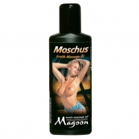 Masažo aliejus Muskusas 50 ml Massage oils