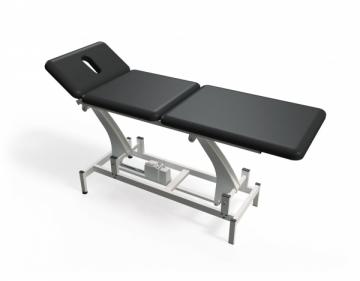 Masažo stalas TN-MTE-3, trijų dalių, elektrinis Masažo baldai