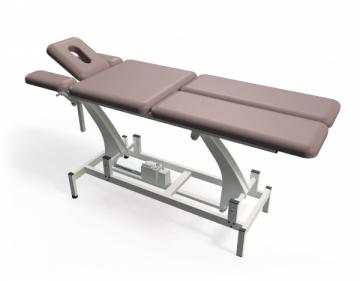 Masažo stalas TN-MTE-6, šešių dalių, elektrinis