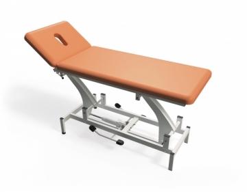 Masažo stalas TN-MTH-2, dviejų dalių, hidraulinis