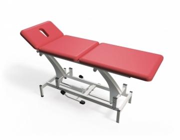 Masažo stalas TN-MTH-3, trijų dalių, hidraulinis Masažo baldai