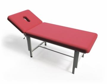 Masažo stalas TN-MTM-2, dviejų dalių, mechaninis