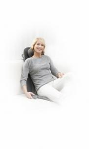 Masažuoklis Medisana MCN Pro Shiatsu massage cushion Masāžas rīku