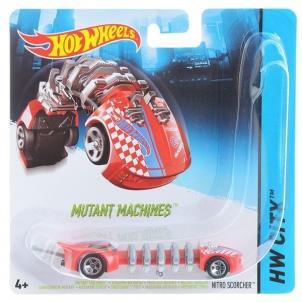 CGM84 / BBY78 mašina-mutantas Hot Wheels Nitro Scorcher MATTEL