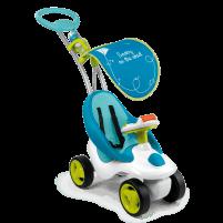 Mašinėlė -  stumdukas | BUBBLE GO 2015 |  Smoby Paspirtukai, balansiniai dviračiai