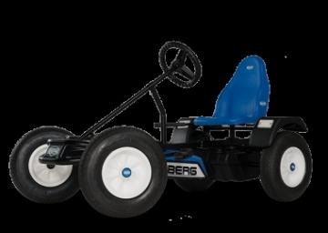 Mašinėlė BERG GO-kart Extra BFR Dviračiai, triračiai vaikams