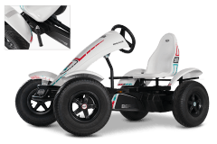 Mašinėlė BERG GO-kart Race BFR-3 Bikes for kids