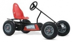 Mašinėlė GO-kartas Berg Basic Red BFR (iki 100kg) Cars for kids