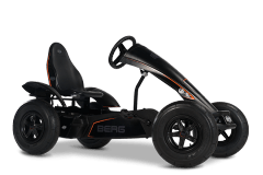 Mašinėlė GO-kartas Berg Black Edition BFR (iki 100kg) Cars for kids