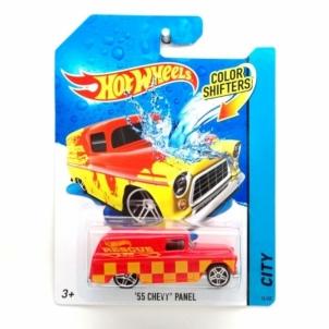 Mašinėlė Mattel Hot Wheels Chevy Panel BHR17 / BHR15