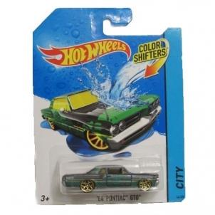 Mašinėlė Mattel Hot Wheels Pontiac GTO BHR53 / BHR15