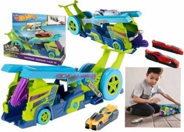 Mašinėlė trasai DHY26 Mattel MATTEL HOT WHEELS Car racing tracks for kids