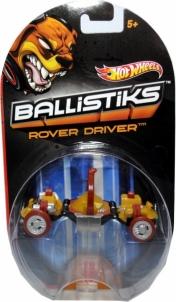 Mašinėlė trasai Mattel Hot Wheels X7138 / X7131 Ballistiks ROVER DRIVER Automobilių lenktynių trasos vaikams