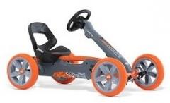 Mašinėlė vaikams 2.5-6m. Berg Reppy Racer Automobiliai vaikams