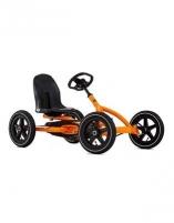 Mašinėlė vaikams 3-8m. Berg Buddy Orange (iki 50kg/130cm)
