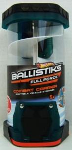 Mašinėlių paleidėjas Mattel Hot Wheels Y1867 Ballistiks FULL FORCE Automobilių lenktynių trasos vaikams