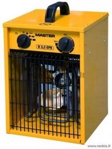 MASTER B 3.3 EPB elektrinis šildytuvas / 3 kW Industrial heaters