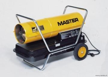 Master B 95 CEL DIY tiesioginio degimo dyzelinis šildytuvas Rūpniecības sildītāji