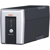 AEG UPS Protect.A 500, 500VA / 300W / 3x IEC-320 battery protected/ 1x IEC-320 overvoltage protection