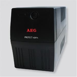 AEG UPS Protect alpha. 800/ 800VA, 480W
