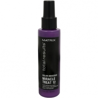 Matrix Total Results Color Obsessed Miracle Treat12 Spray Cosmetic 125ml Plaukų modeliavimo priemonės