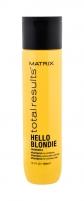 Matrix Total Results Hello Blondie Chamomile Shampoo Cosmetic 300ml Šampūnai plaukams