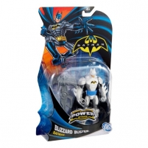 Mattel Batman X2297 / X2294 BLIZZARD BUSTER