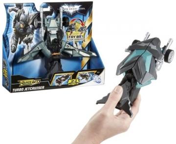 Mattel Batman X2312 / X2311 Batman, The Dark Knight Rises - Turbo Jet Cruiser