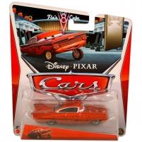 Mattel BHP30 Disney Cars RAMONE машинка из фильма Тачки 2