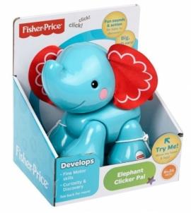 Mattel Fisher Price CGG82 / CGG86 dramblys Žaislai kūdikiams