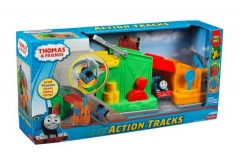 Mattel Fisher Price THOMAS & FRIENDS ACTION TRACKS Y3082
