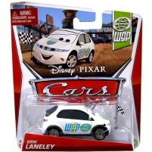 Mattel Y5053 / W1938 Disney Cars ERIK LANELEY