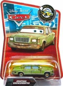 Mattel Y7231 / W1938 Disney Cars JONATHAN WRENCHWORTHS Cars 2